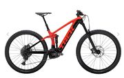 Trek Rail 9.5 Gloss Radioactive Red/ Trek Black 2021