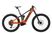 Trek Rail 9.9 X01 AXS Solid Charcoal/Radioactive Orange 2021
