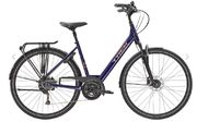 Trek Verve 3 Equipped Lowstep Purple Abyss 2021
