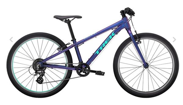 "Trek Wahoo 24"" Purple Flip 2021"